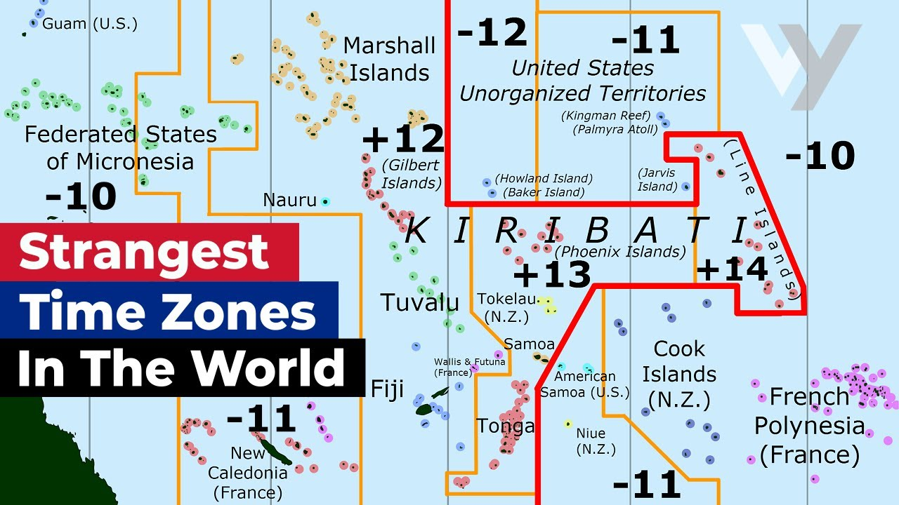medium resolution of World Time Zones: Supreme Guide