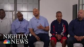 Men Known As 'Central Park Five' Speak Out 30 Years After Wrongful Conviction | NBC Nightly News