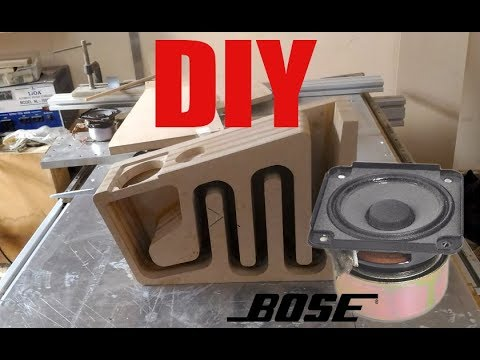 AWESOME DIY SPEAKER | diy speaker (part 1)