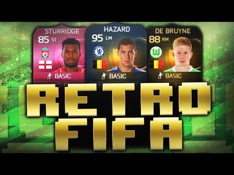 RETRO FIFA!!! TOTS & EXTINCT PLAYERS EVERYWHERE!! FIFA 15 ULTIMATE TEAM