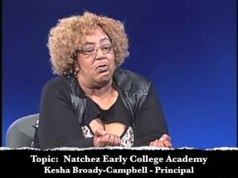 In My Shooze: Natchez Early College Academy, Natchez, Mississippi