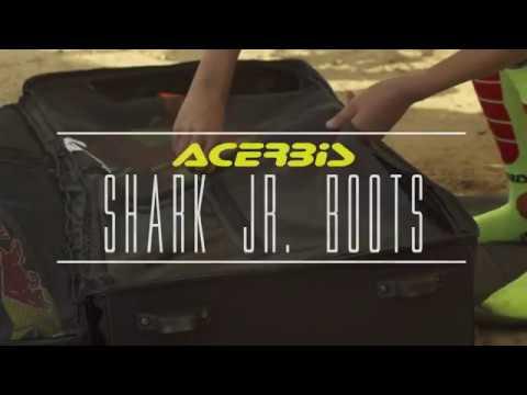 9d484d17bd3 Acerbis Shark Junior Barn Motocross støvler - beste priser ▷ FC-Moto