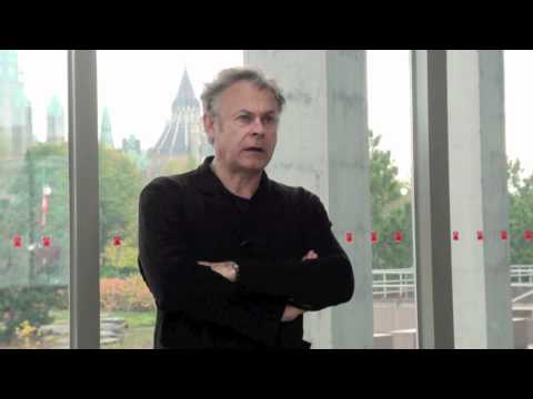 Interview with French architect Edouard François