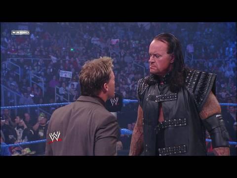 Undertaker addresses the WWE Universe