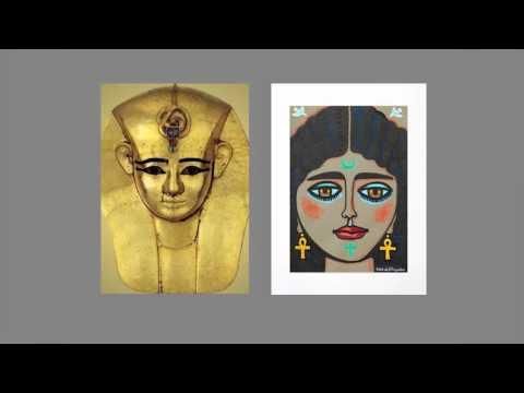 Hilmi Al Tuni Evoking Popular Arab Culture by Yasmine Taan | Copy + Paste Syndrome | Nuqat 2015