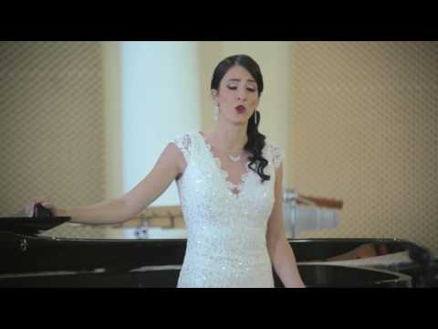 Dunya Tinauer - Jerusalem, aria from Paul Oratorio (F. Mendelssohn)