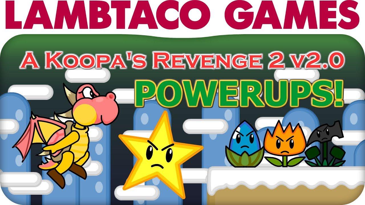 A Koopas Revenge Game - Play Free Online - Flash Arcade