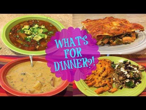 WHAT'S FOR DINNER?? NOV 13-19