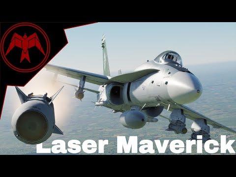 FA18C Hornet AGM65E Maverick LMAV Tutorial
