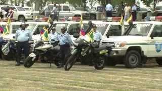 Entrega de Patrullas a Cuerpos Policiales del Municipio Caroní en el Edo. Bolívar