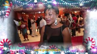 Actress Kiki Omeili Christmas Greetings