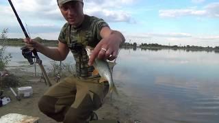 Рыбалка в Купавне , на старом Кудиновском Карьере!