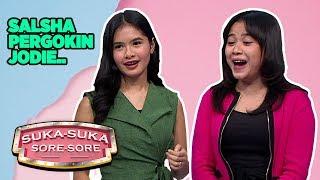 Ciee! Salsha Sering Pergokin Jodie Jalan Bareng Devano - Suka Suka Sore Sore (4/3)