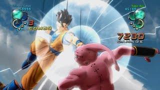 Dragonball Z Ultimate Tenkaichi - All Super and Ultimate Attacks