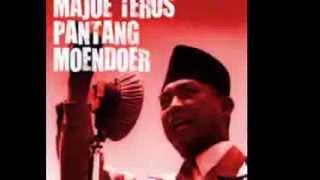 Iringan Lagu Indonesia raya (versi karaoke) background SDN 1 Giritirta