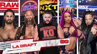 [FR] EWR WWE Saison 2 #0 - La Draft