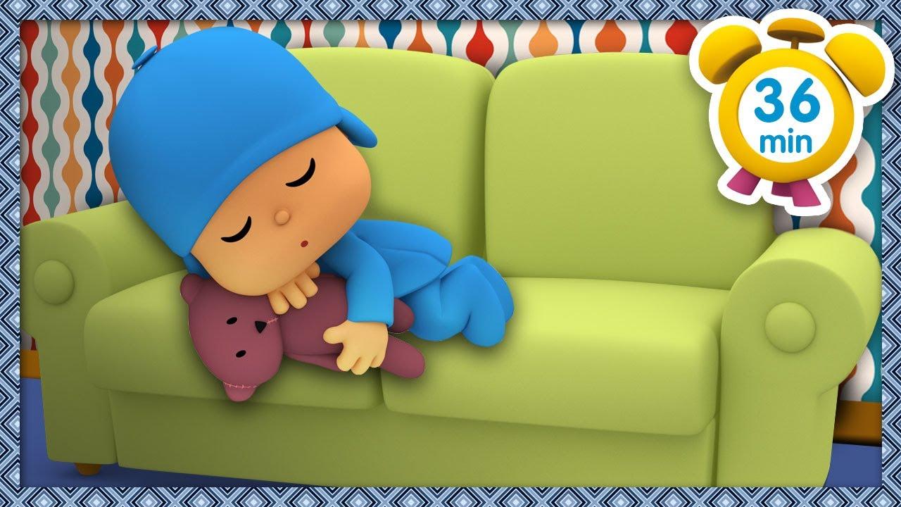 ⏰ ぽこよ日本語 l Pocoyo Japanese l  はるのぼうけん(36分)全話 子どものためのアニメ動画
