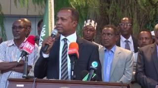 dr xaglatoosiye oo heshiiska somaliland ee dp world ka hadlay ka dib markii ay ku soo laabteen dalka