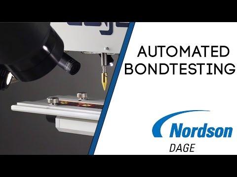 Nordson DAGE Automated Bond Testing