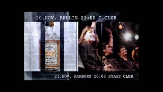 """"""" KIOSK DRIPLE DESTILLED """" Deutschlandtour"""