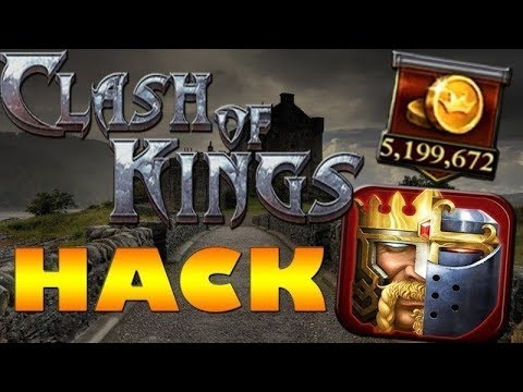 Clash Of Kings Hack - Clash Of Kings Cheats For Gold