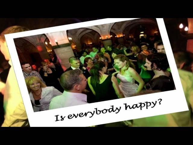 DJ op je bruiloft in Gouda van Ambitious?