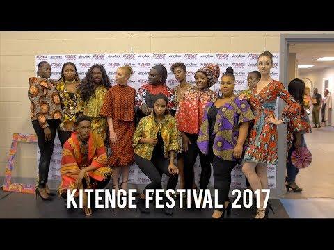 Fashion at Kitenge Festival, 2017
