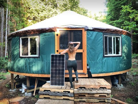 top-10-reasons-why-we-live-in-a-yurt-|-how-we-get-off-grid-solar-power