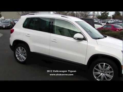 2012 Volkswagen Tiguan Greeley, Fort Collins, Denver CO