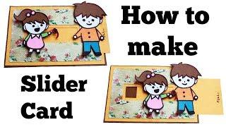 Raksha Bandhan Card   How to make a card for Brother  