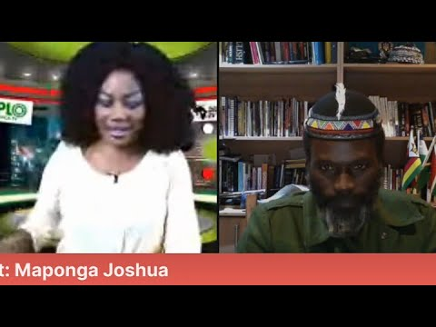 Maponga Joshua III: Did Jesus die for Africa? Why, How & When!