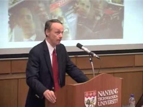 RSIS Colloquium By Professor Peter J. Katzenstein