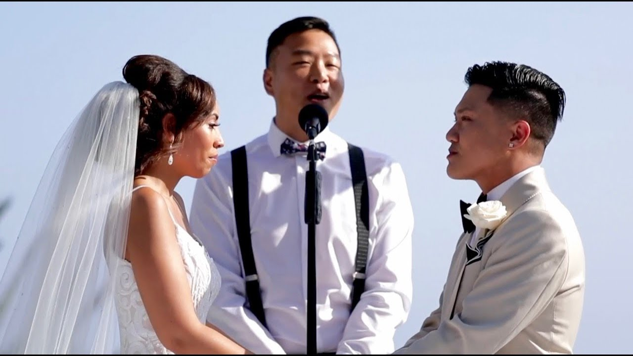 Wedding Officiant Speech Ideas: David So's Wedding Officiant Speech