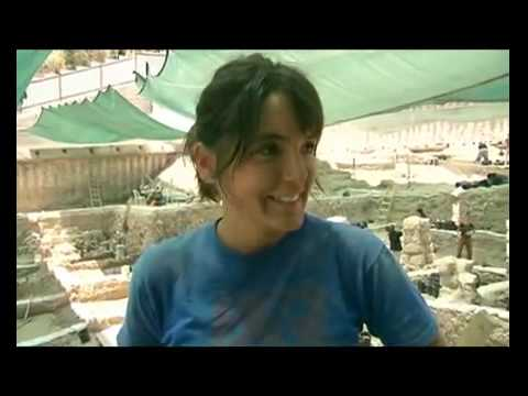 The Givati Parking Lot Excavation- City of David