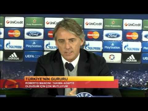 Juventus Maç Sonu   Basın Toplantısı: Roberto Mancini
