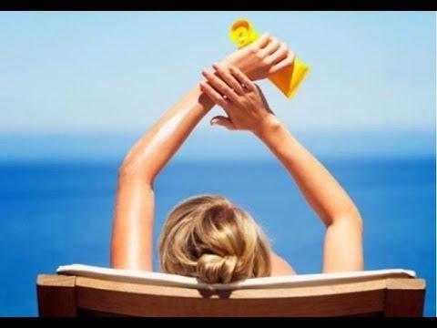 أمور عليكِ الإنتباه لها عند استخدام كريم الواقي من أشعة الشمس
