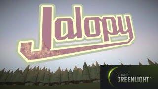 Jalopy - Game Mechanics - Steam Greenlight Trailer