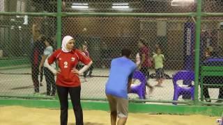 Egypt's Beach Volleyball women team prepare for Rio 2016