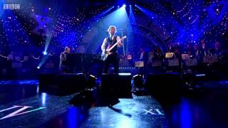 Ed Sheeran Thinking Out Loud Jools Annual Hootenanny 2015