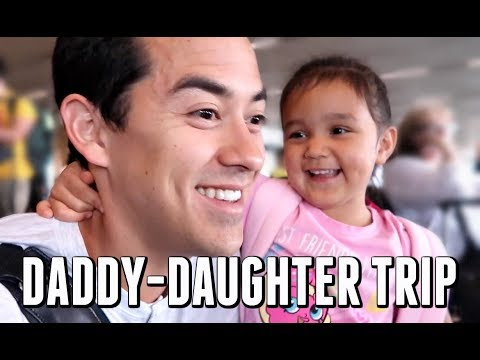 Miya's Father Daughter Trip -  ItsJudysLife Vlogs thumbnail