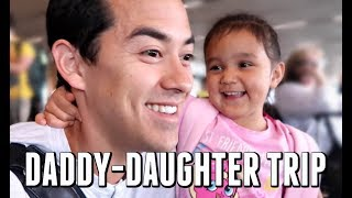 Miya's Father Daughter Trip -  ItsJudysLife Vlogs