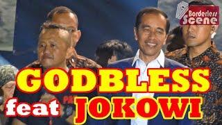 GODBLESS ft. JOKOWI President - Rumah Kita [Live] @ MUSIK UNTUK REPUBLIK Festival 2019