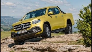 NEW Mercedes Benz X Class X350D 4MATIC Powerd With High Energy