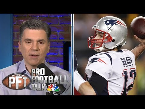 Patriots playoff experience helped against Chargers | Pro Football Talk | NBC Sports