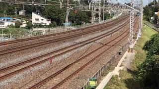 209系1000番台(マト82編成) 常磐線各駅停車 南柏→北小金にて