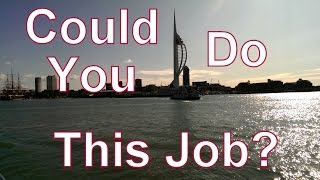 Could You Do This Job? Spinnaker Tower, Portsmouth, UK 19th August 2014