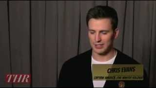Comic-Con: 'Captain America: The Winter Soldier' Cast on Their Fan Reaction Thumbnail