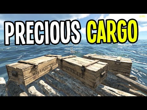 PRECIOUS CARGO ON BOARD!! - Stranded Deep Gameplay - Episode 9