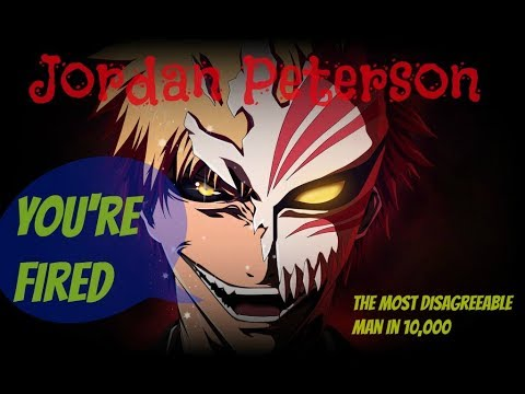 """What are disagreeable people like?"" Jordan Peterson"