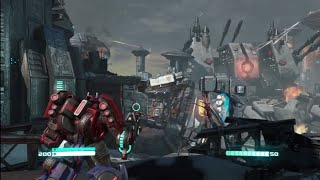 Transformers Fall of Cybertron: Ch. II (Defend the Ark) [1080 HD]